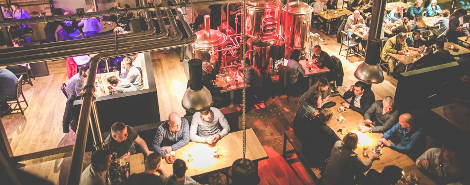 Horecahotspot: Bierfabriek Almere is geopend<