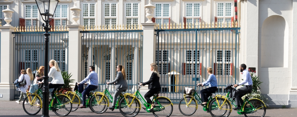 Hilton The Hague introduceert 'Bike Break'<