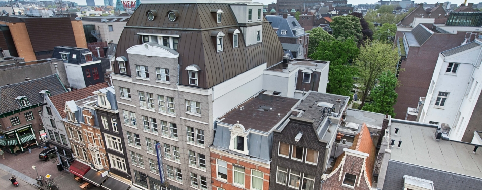 Hotels werken mee aan Dutch Green Building Week