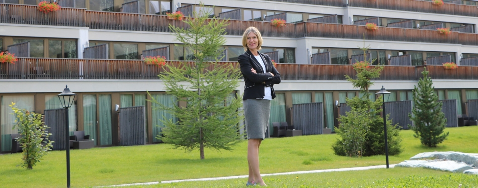 Hotelschool The Hague Alumna wint Worldwide Hospitality School Award<