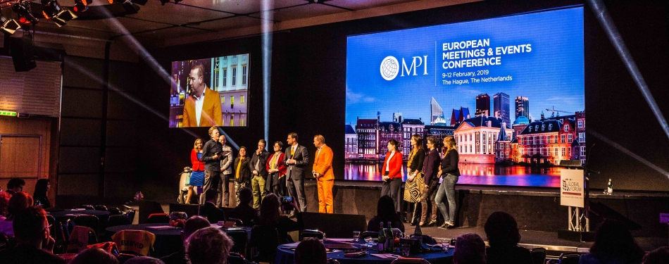 European Meetings &amp; Events Conference in 2019 in Nederland<