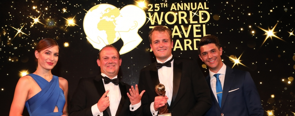 Amsterdam ID Aparthotel wint World Travel Award<