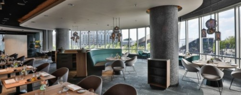Rotterdam Marriot Hotel opent restaurant The Millèn