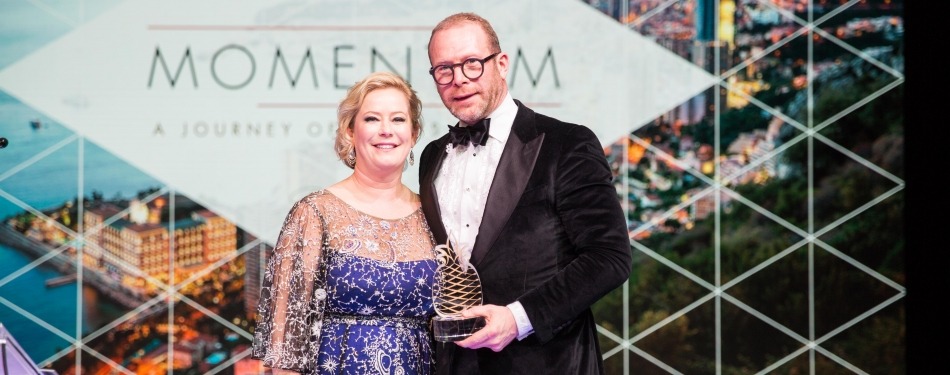 Stephan Stokkermans 'Hotelier of the Year 2019'