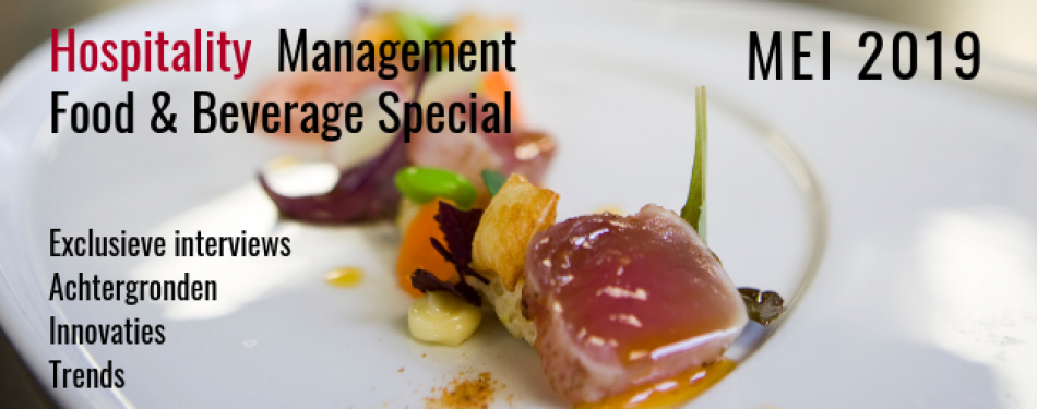 Food &amp; Beverage special voor de hotellerie<