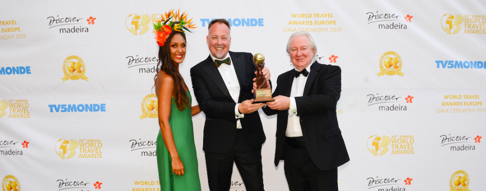 Twee World Travel Awards voor City ID