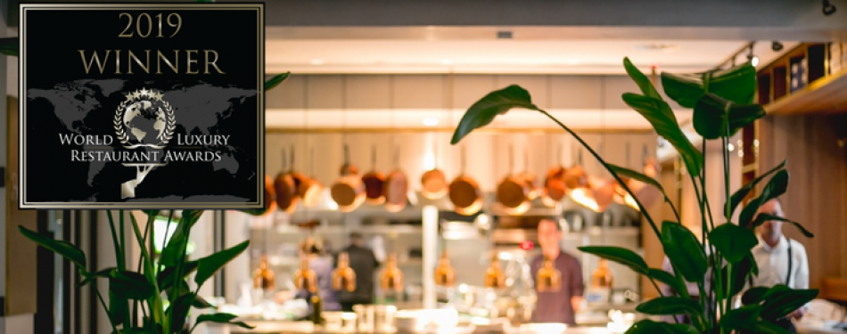 PRESSROOM Amsterdam wint drie World Luxury Restaurant Awards<