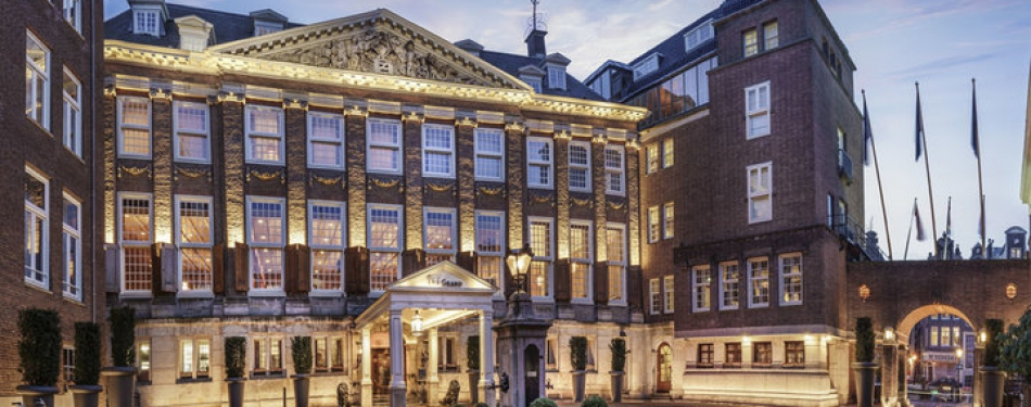 Sofitel Legend The Grand Amsterdam wint World Luxury Hotel Award