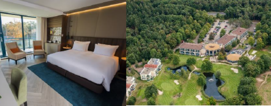 Hilton Royal Parc Soestduinen heropend na renovatie