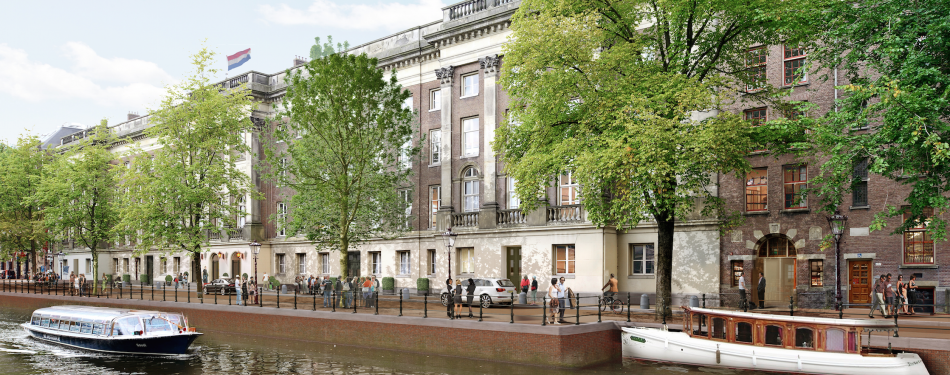 Rosewood opent in 2023 in Amsterdam
