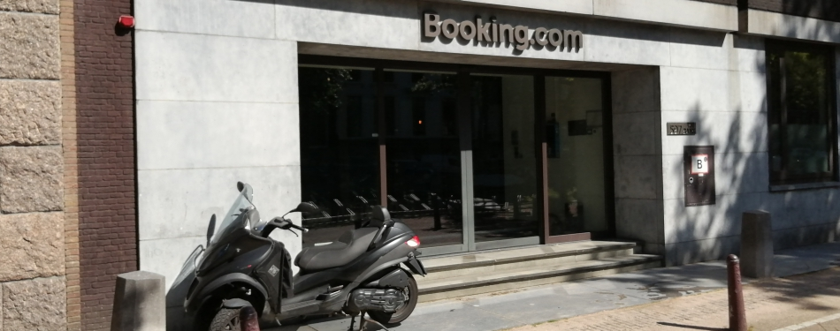 Booking.com vreest 'monopolielijstje' Brussel