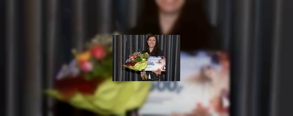 Michele Rosa Ziegler wint Thesis Award<